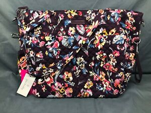 Vera Bradley Iconic Ultimate Baby Bag Indiana Rose NEW WITH TAGS!