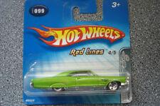 Hot Wheels Redlines Diecast Racing Cars