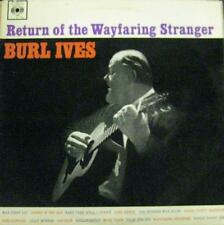 Burl Ives(Vinyl LP)Return of The Wayfaring Stranger-UK-BPG 62080-CBS-VG/Ex