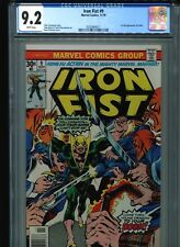 Iron Fist #9 CGC 9.2 (1976) First 1st Chaka Full Appearance Claremont Byrne