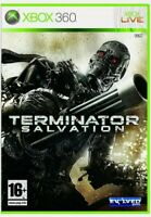 Terminator Salvation XBOX 360|ONE|Series X Mint Condition, Renewed, Re-SEALED!