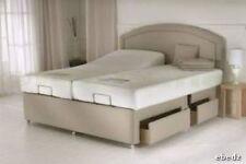 Memory Foam Medium Adjustable Beds with Mattresses