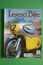 LEGEND BIKE 62/1997 NSU FOX 98 MOTO CARDANI 3 CILINDRI 500 BENELLI 98 B SAROLEA