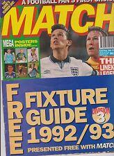 11th LUGLIO corrispondenza 1992 Inghilterra Euro 92 Gary linekar Arsenal SAMPDORIA LAZIO