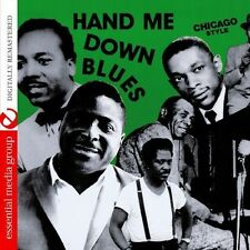 Various Artists - Hand Me Down Blues: Chicago Style / Various [New CD] Manufactu