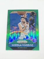 2015-16 Panini Prizm Green Nikola Vucevic #196 Orlando Magic