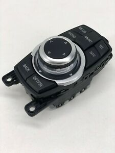 BMW F20 F10 F30 F25 CIC NBT Sat Nav Media Controller Switch Idrive 4 PIN 9267955