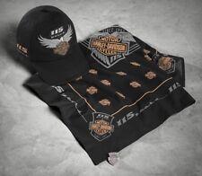 Harley-Davidson® Mens 115th Anniversary Ride Pack w/ Cap, Bandana, Pin 99404-18V