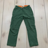 boys 7y Boden sweatpants green
