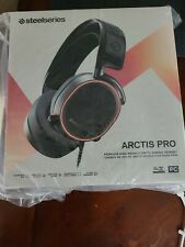SteelSeries - Arctis Pro Wired DTS Headphone:X v2.0 Gaming Headset for PC, Pl...