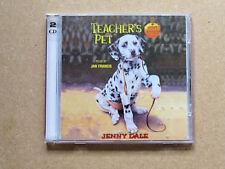 TEACHER'S PET PUPPY PATROL BY JENNY DALE READ BY JAN FRANCIS 2 CD PACK MACMILLAN
