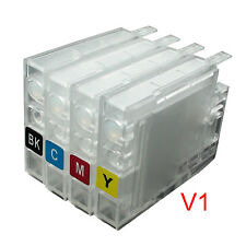 For HP 932 933 Officejet 6100 6600 6700 7110 7610 CIS CISS ink cartridge 1set V1