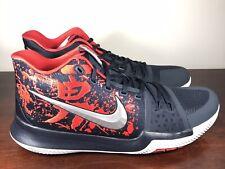 1ba304b0113 Men s Nike Kyrie 3 Samurai Christmas Mystery Release QS 852395-900 Size 12.5
