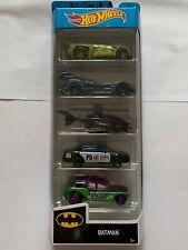 Hot Wheels 5 Pack - Batman