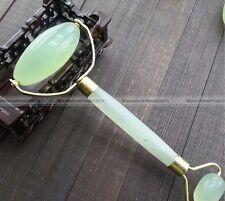 Feng Shui Green Jade Face Massager Roller anti-age