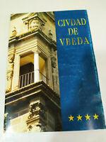 Ciudad de Ubeda Libro 43 paginas ilustrado fotografias