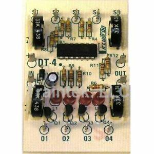 Circuitron 5204 DT-4 Rolling Stock Detector