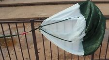 Two Used U.S. Military T-10 Reserve Pilot Parachutes for MIRPS SLCP