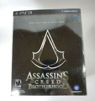 Assassin's Creed Brotherhood Collector's Edition - Playstation 3 - Sealed Game