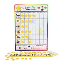 I Can Do It reward chart, Chore, behavior, incentive, reward, job, potty, chart