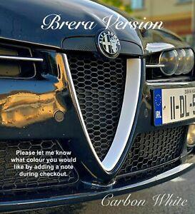Alfa Romeo Brera / Spider Honeycomb Grill