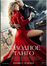 HOLODNOE TANGO RUSSIAN MELODRAMA PAVEL CHUHRAY BRAND NEW DVD NTSC