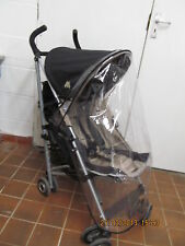 Raincover Rain Cover TO FIT the MACLAREN QUEST FRONT 142Q COVER  BUGGY PUSHCHAIR