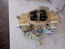 Holley 3 barrel rebult carburetor 950 CFM RARE original with live video testing