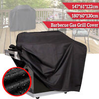 Outdoor Waterproof Dustproof BBQ Barbecue Grill Stove Cover For Weber