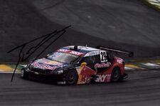 DANIEL Serra firmato 9x6 Chevrolet Sonic V8, brasiliano di Stock Car Championship