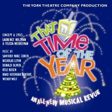 The York Theatre Company Laurence Holzman - That Time of the Year [CD]