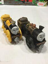 STEPHEN & FIX-ME-UP STEPHEN RARE SET Thomas Thomas The Train Wooden Railway