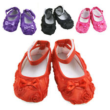 Baby Shoes rose Cotton Sweet Lace Toddler Shoes 3-14 months Soft bottom