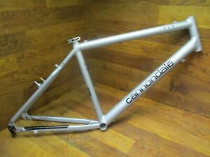 "NOS VINTAGE CANNONDALE M800 26"" BEAST OF THE EAST MOUNTAIN BIKE FRAME - 16"" ctc"