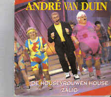 Andre Van Duin-De Housevrouwen House cd single