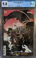 Justice League Dark #16 Toni Infante DCeased Variant CGC 9.8 DC Comics