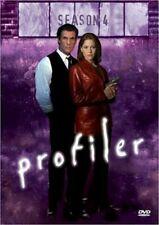 Profiler - Season 4, New DVD, Ally Walker, Julian McMahon, A Martinez, Robert Da