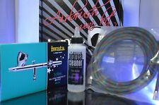 Iwata Eclipse HP-CS Basis Kit, HP-CS 0,3mm | Madea Airbrush Cleaner |  Luftschl.