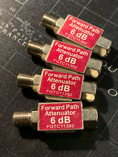 More details for technetix 6db forward path attenuator for virgin media tv / broadband