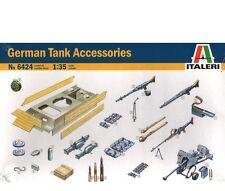 Italeri 1/35 German Tank Accessories 6424