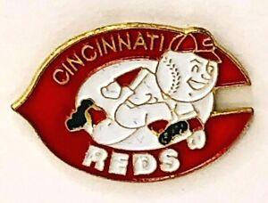 Cincinnati Reds Baseball Hat Lapel Pin