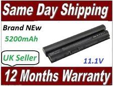 Dell Latitude E6120 E6220 E6230 E6320 E6330 Laptop Battery 6 Cells 5200mAh 11.1v
