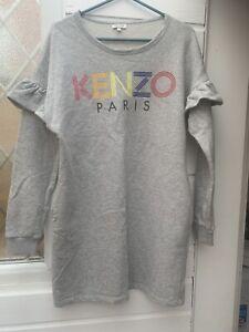 Kenzo Jumper Dress Age 14 Size 8/10