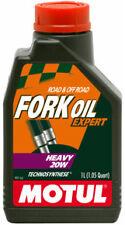 MOTUL FORK OIL OLIO FORCELLE HEAVY 20W EXPERT SEMISINTETICO MOTO TRIUMPH