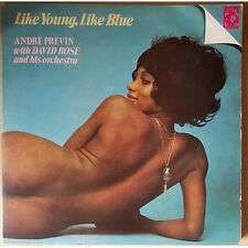 Like Young, Like Blue by Andre Previn With David Rose And His Orchestra