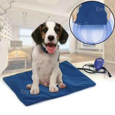 Waterproof Pet Electric Heating Bed Heated Pad Mat Thermal Protection 40x30cm AU