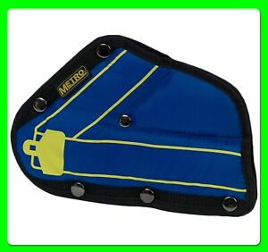 Children Safety Cover Harness Strap Adjuster Pad [MET-141] Kids Seat Belt Clip