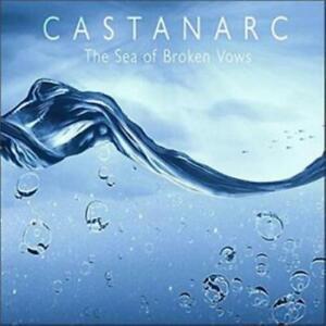 CASTANARC - THE SEA OF BROKEN VOWS SEALED DIGIPAK 2021 VINTAGE PROGROCK