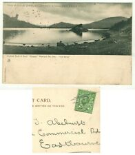 More details for middle lake killarney & colleen bawn rock co. kerry tuck 2931 hand cancel undiv