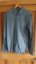 Mens Gucci Long Sleeved Shirt, size 16 VGC 100% Cotton